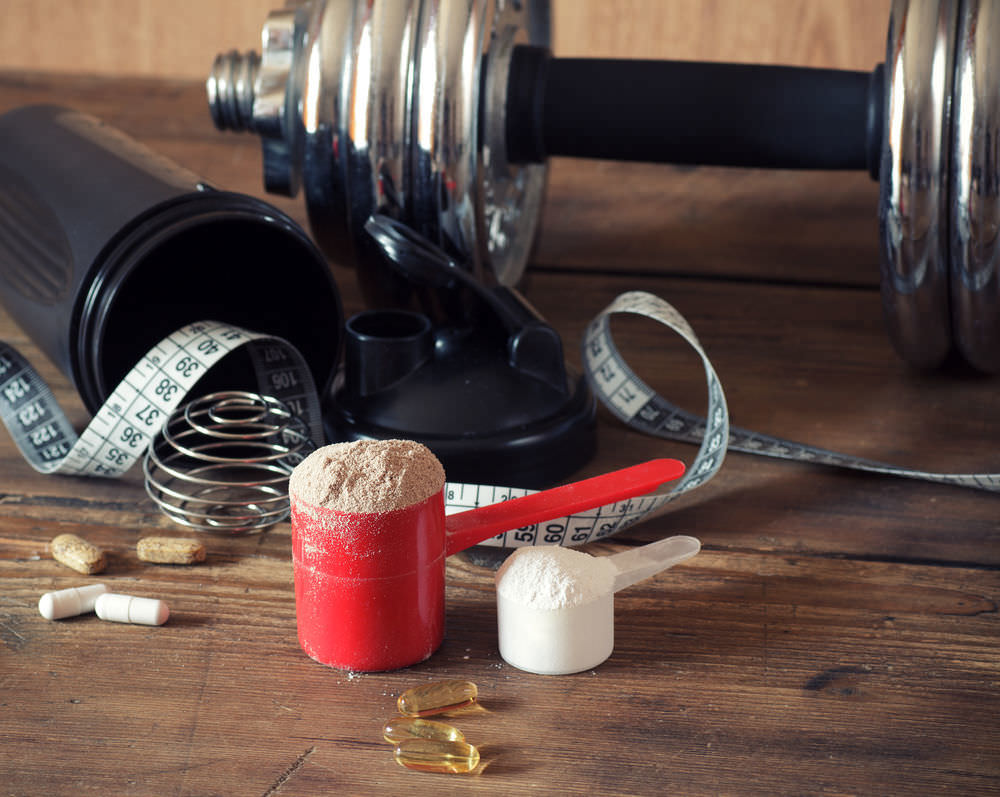 Building muscle vitamin