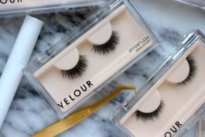 Velour Lashes Effortless -No Trim- Natural Lash Collection, Style Short & Sweet