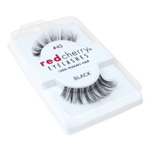 Red Cherry Lashes, Style #43