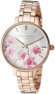 Ted Baker - Ladies Rose Gold Watch
